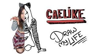 Caelike | draw my life
