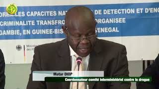 Opération Open Roads: Lutte contre la criminalité transfrontalière: Sénégal-Gambie et Guinée Bissau