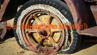 24 Hr Car + Truck Locksmith Service in Murfreesboro Tn