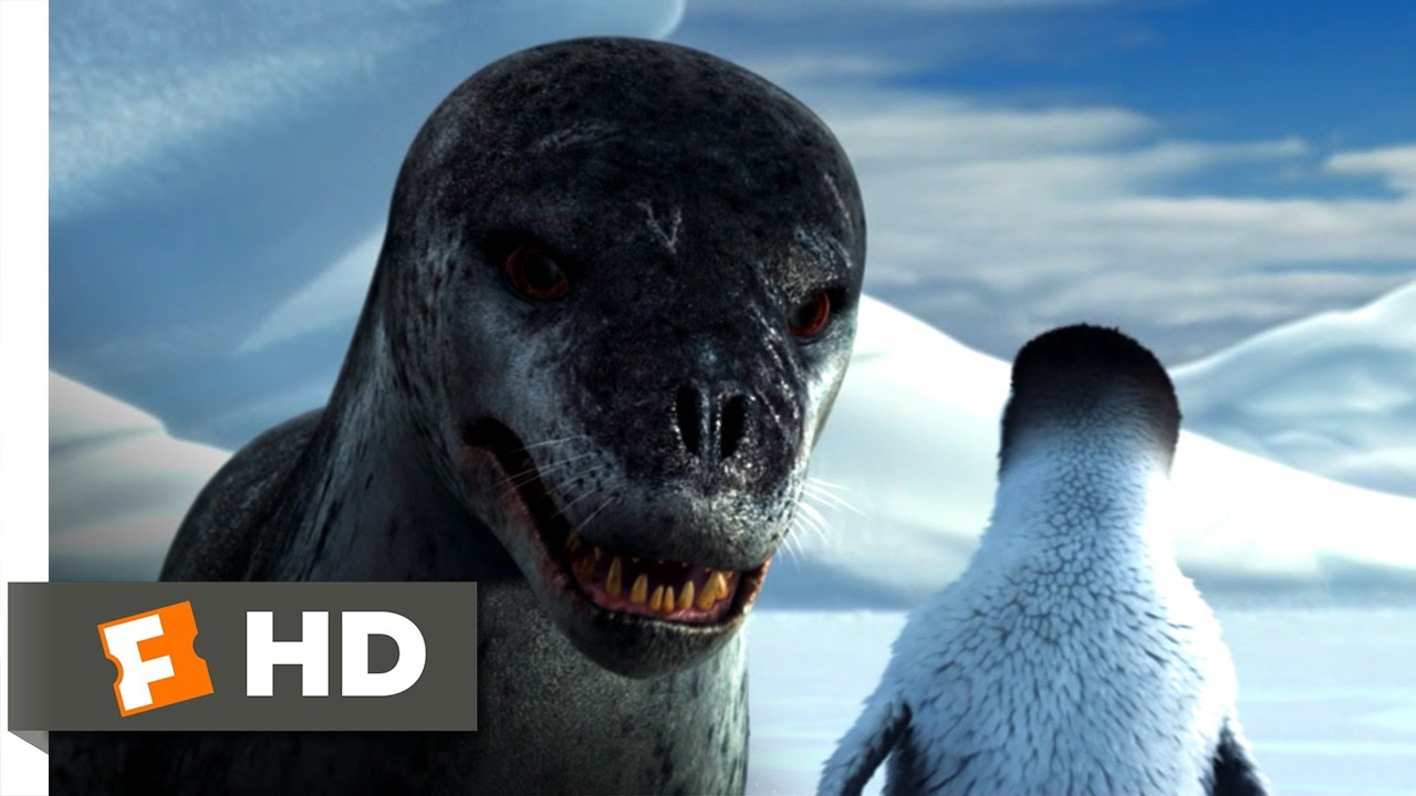 Happy Feet (3/10) Movi...