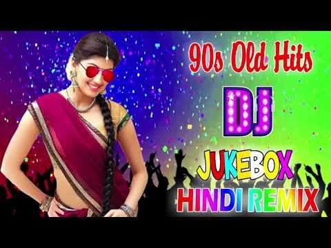 Hindi Old Dj Song 2020 - 90's Hindi Superhit Dj Mashup Remix Song   Old is Gold Hi Bass Dholki Mix
