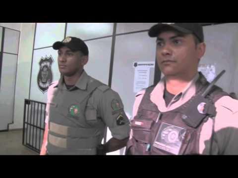 ▶HD  Traficante preso no Paquetá, Planaltina Goiás (Matéria - TV Criativa Brasil news)