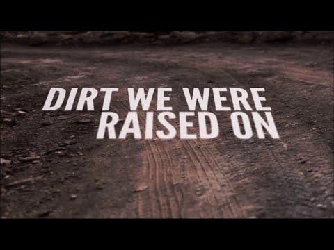 Jason Aldean - Dirt We Were Raised On (Lyric Video)
