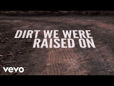 Jason Aldean - Dirt We Were Raised On (Lyric Video)