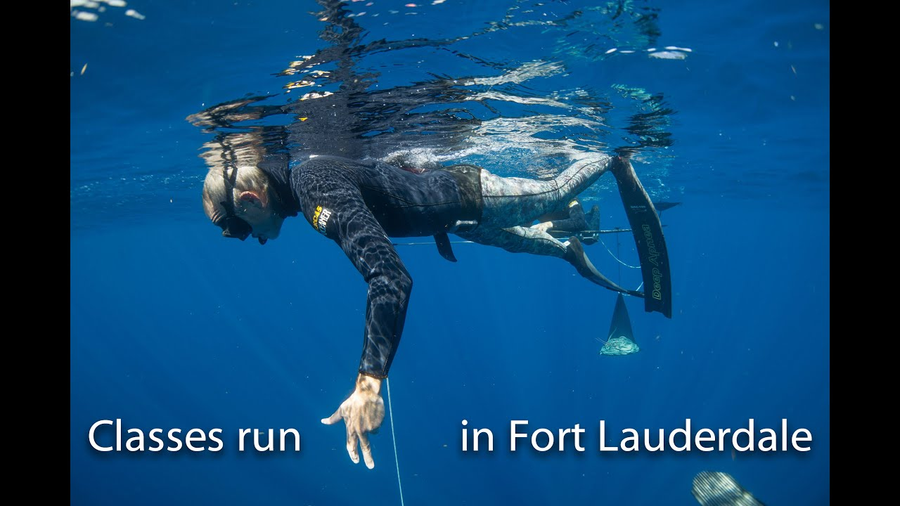 Free Diving Class Teaches Freediving Techniques To Use