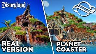 JUSTE OUAW  ! - Splash Mountain by Andreizsmart - Planet Coaster !