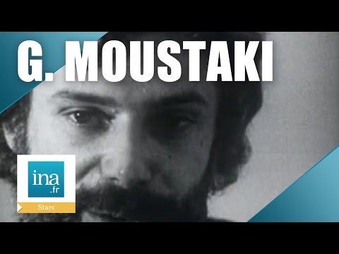 Georges Moustaki dans Discorama en 1969   Archive INA