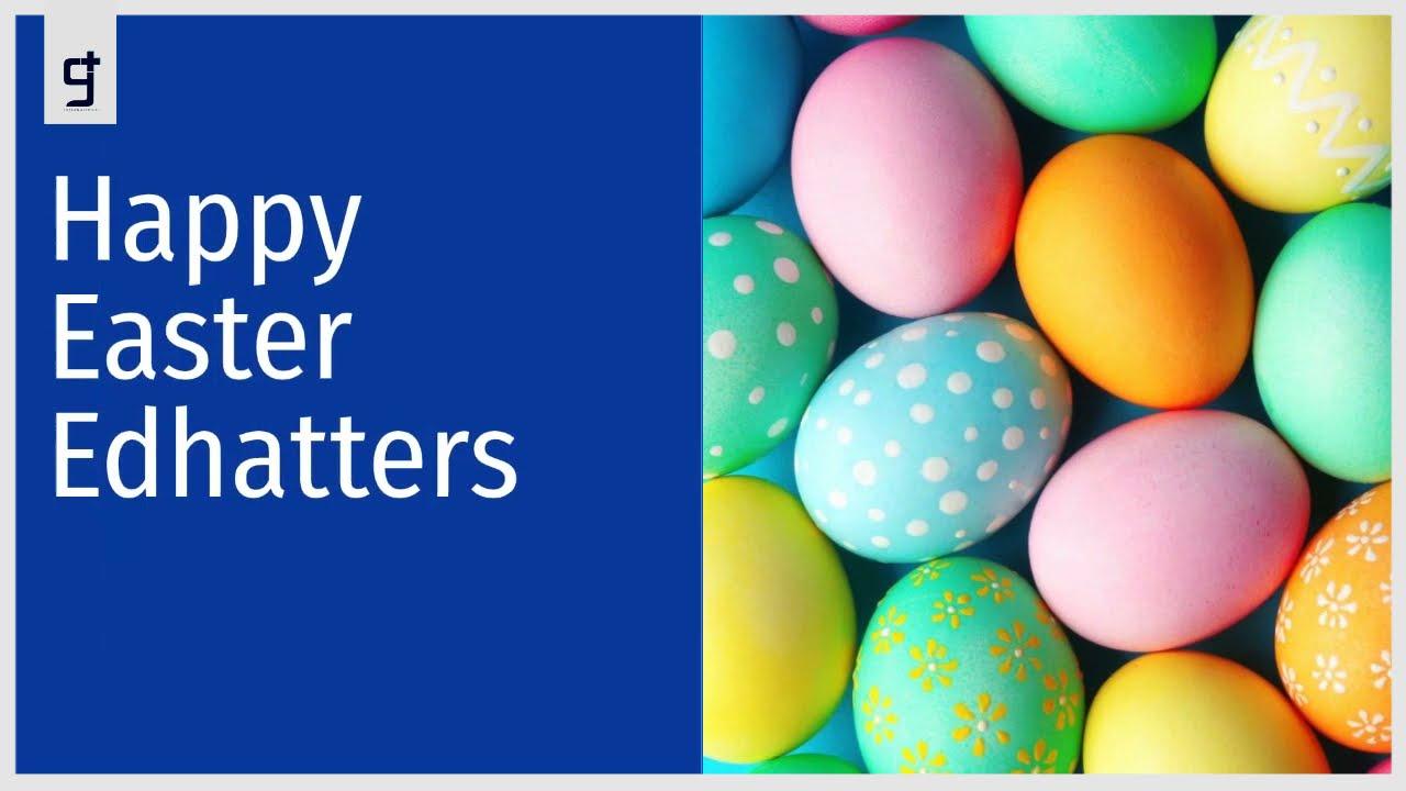 Happy Easter Edhatters!