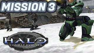 //HALO COMBAT EVOLVED-MISSION 3 (The Truth And Reconciliation)//