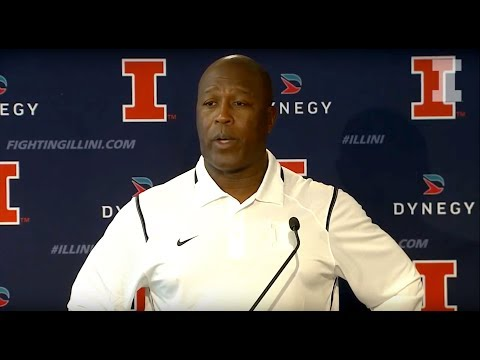 Lovie Smith Press Conference 10/16/17