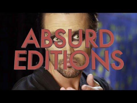 ABSURD EDITIONS - Karate Mac Jackson