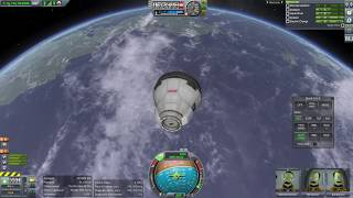 Kerbal Space Program - Part Dev 02 - Engine-slotted Heatshield