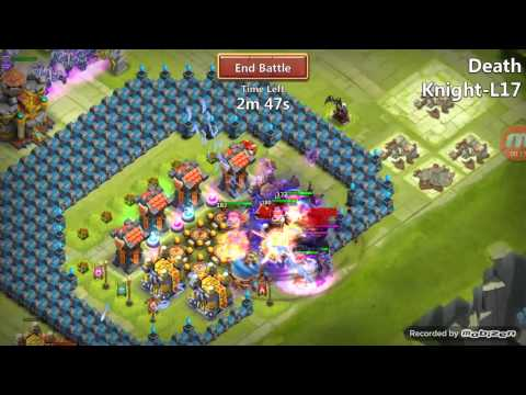 Castle Clash Hero Trials Failure Bug
