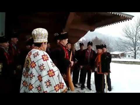 Білоберізка – край унікальних гуцульських колядок (фото+відео)