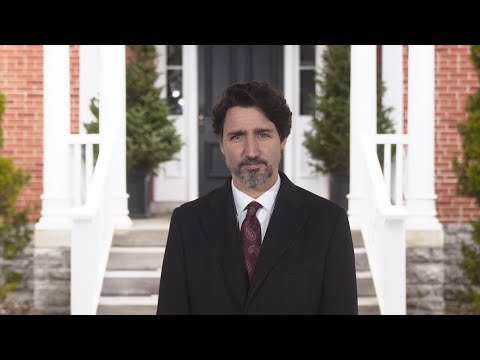 Prime Minister Trudeau's Message On National Nursing Week