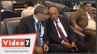 بالفيديو..مفيد شهاب في احتفالية 150 عام برلمان