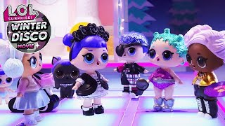 LOL Surprise!   Winter Disco Movie Behind the Scenes Trailer   Amazon Original Kids   Watch Now!