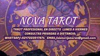 NOVA TAROT ✨DIRECTO POR SUPERCHAT