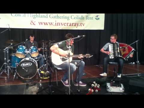 Trail west Cowal games 2012