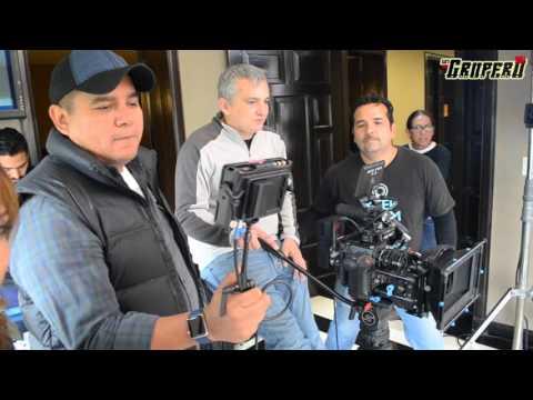 """Detrás de cámaras """"Supiste Hacerme Mal"""" de Edwin Luna y La Trakalosa de Monterrey"""