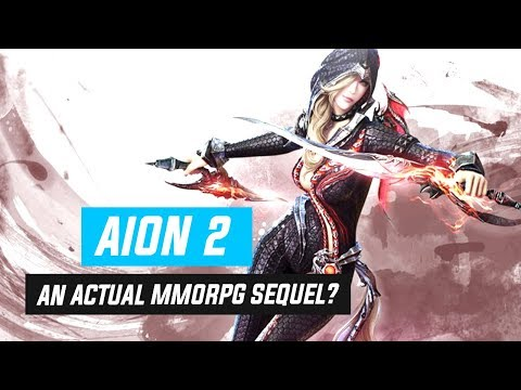AION 2 Actually Looks Real Good!