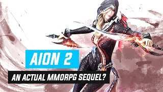 AION 2 Actually Looks Real Good! YouTube Videos