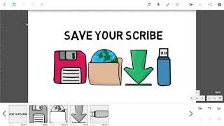 VideoScribe - Save scribes on your computer and online v3