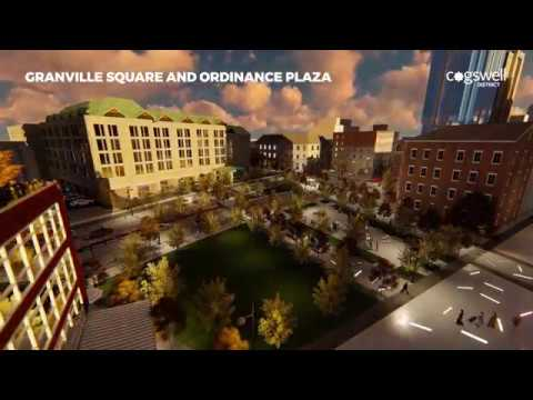See the Concept Plan plan for Cogswell District in greater detail in this video. For the latest updates on the project, please visit halifax.ca/cogswell