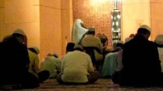 Sheikh Ali Jabe(Makkah Muezin/Imam)r-Azan at Malaysia