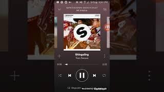 Shingaling _ Tom Swoon remix 2017