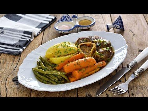Tocana marocana cu rasol de vita | Moroccan Beef Stew (CC Eng Sub) | JamilaCuisine