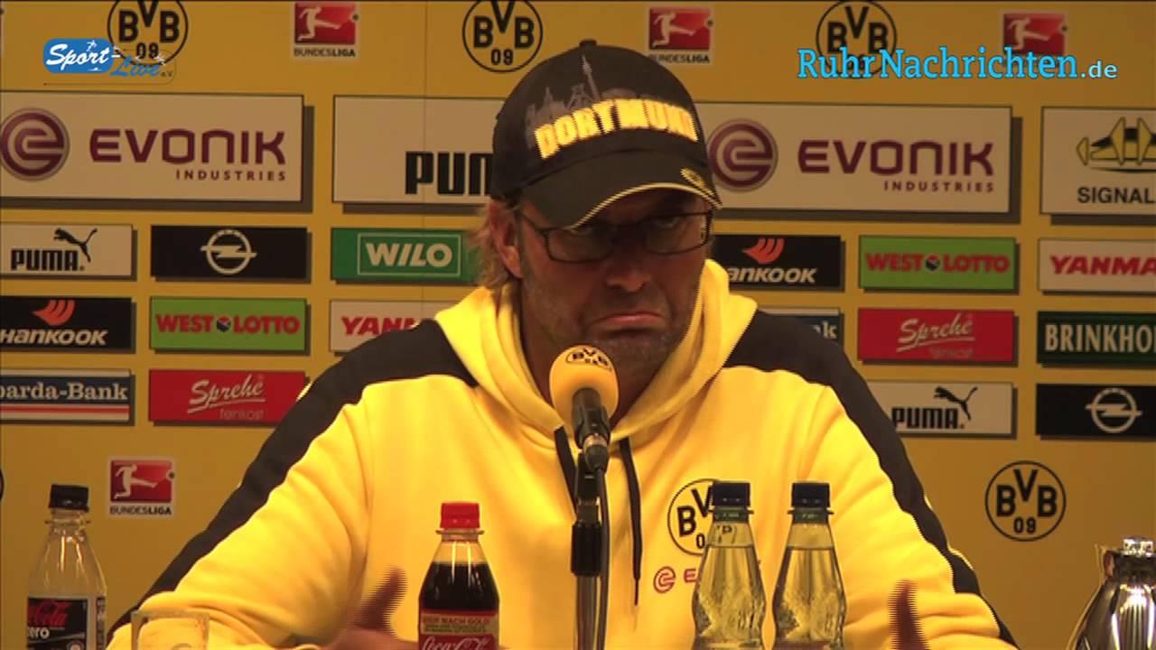 BVB Pressekonferenz vom 24. August 2012 nach dem Auftaktsieg von Borussia Dortmund gegen Werder Bremen