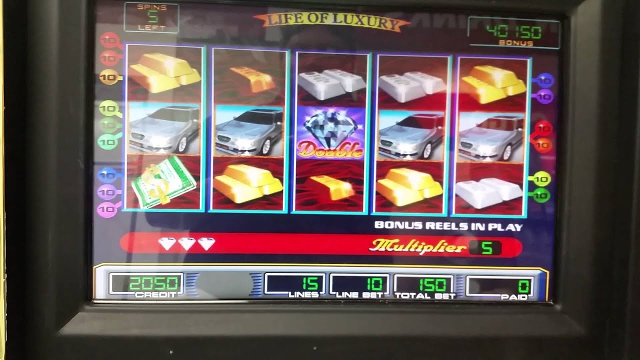 Life Of Luxury Slots