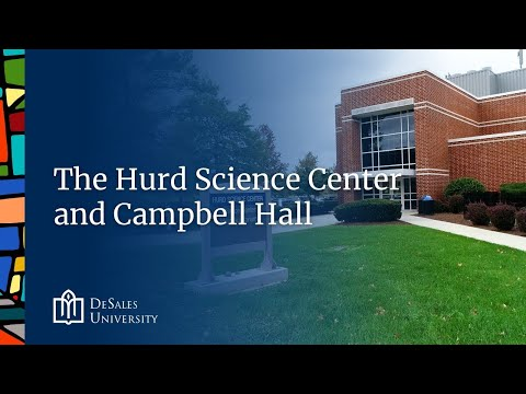 Take a Tour of The Hurd Science Center and Campbell Hall