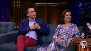Ведущие шоу «Сегодня. День начинается» Родион Газманов и Ирина Пудова о своей карьере.