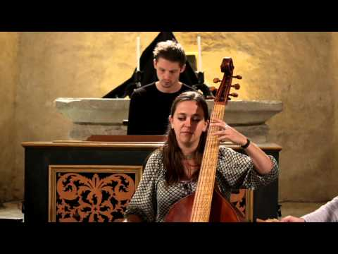 SCHEIDT - Ludi Musici by L'Achéron & François Joubert-Caillet - Recording session