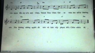 655. THANH TAM CHUA GIESU