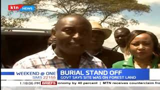 Burial stand off: Police attempt to stop burial in Taita