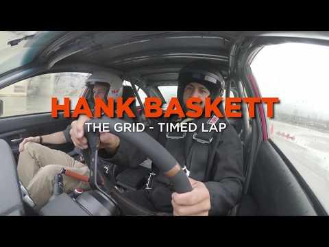 HANK BASKETT - Stars VS Rally Cars