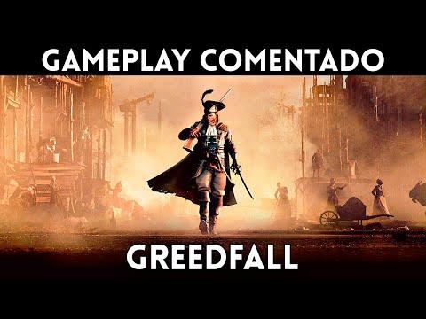 GAMEPLAY ESPAÑOL GREEDFALL (PS4, Xbox One, PC) Un ACTION RPG En Una EUROPA De FANTASÍA