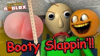 Booty Slapping Baldi!!! (Baldi's Basics Obby and RP)