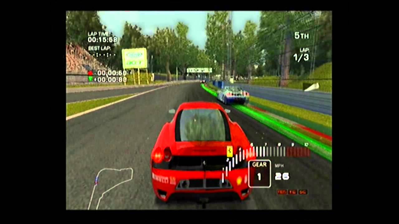 Quick Look Ferrari Challenge Trofeo Pirelli Ps2 Youtube
