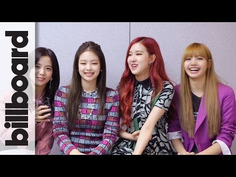 BLACKPINK Talks New Album, 'Ddu-Du Ddu-Du' Video Outfits & More | Billboard