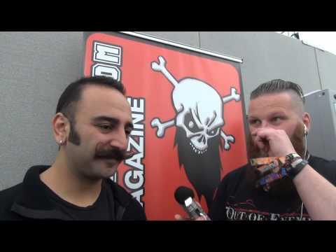 Viza Interview Download Festival 2014