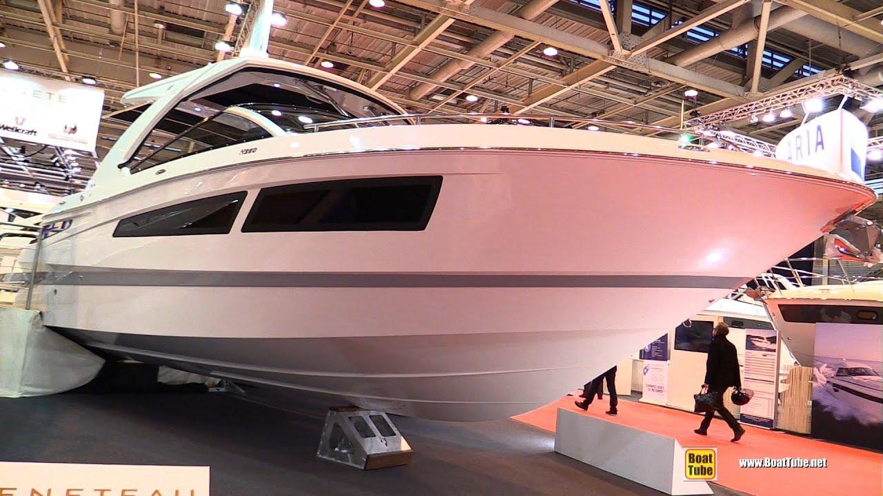 2016 Four Winns Horizon 350 Motor Boat - Walkaround