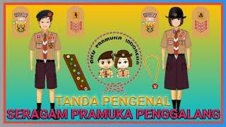 Gambar cover TANDA PENGENAL SERAGAM PRAMUKA PENGGALANG