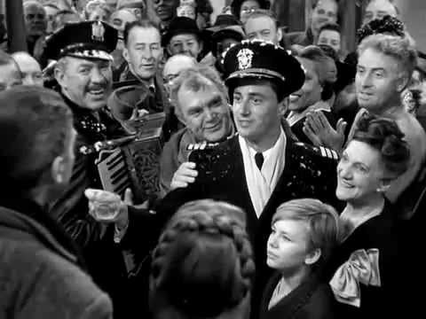 Image result for it's a wonderful life final scene""