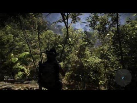 Tom Clancy's Ghost Recon® Wildlands 3500 meters helicopter drop