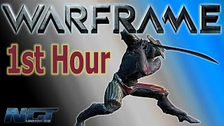 NGT 1st Hour Gameplay▐ Warframe (PC) (HD 1080p 60fps)