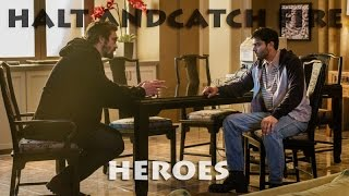 Halt and catch fire ||| Heroes